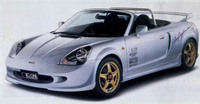 Thumb main c one body kit toyota mr2 roadster mr s mk3 zzw30